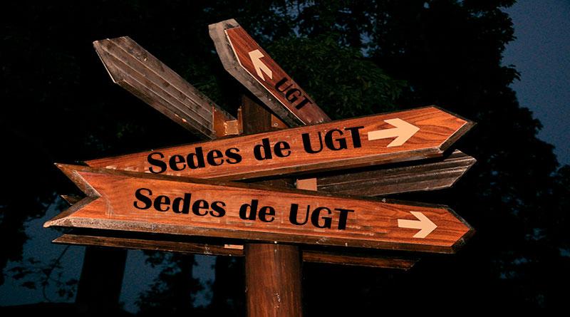 UGT Enseñanza Cantabria - Sedes de UGT