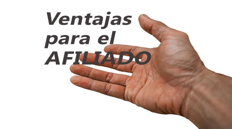 UGT Enseñanza Cantabria - Ventajas para el afiliado